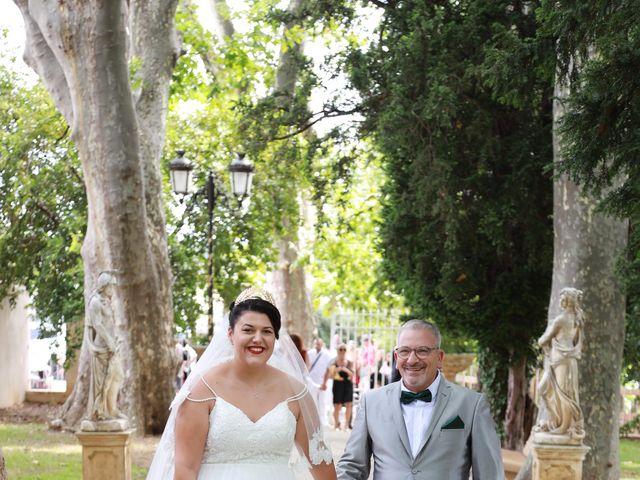 Le mariage de Jean et Morgane à Saint-Victoret, Bouches-du-Rhône 5