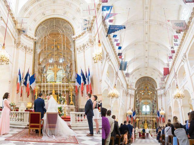 Le mariage de Alexis et Manon à Paris, Paris 17
