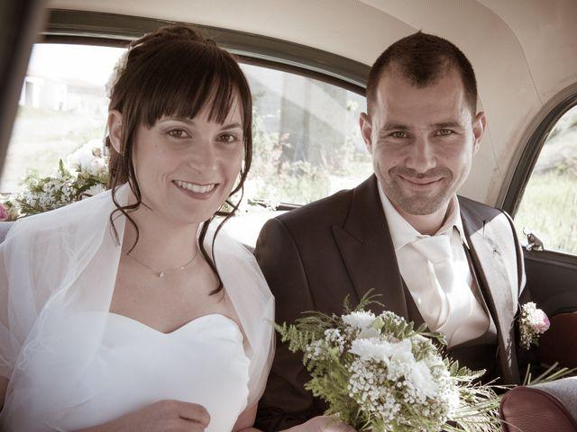 Le mariage de Laurène et Alexandre à Torfou, Maine et Loire 1