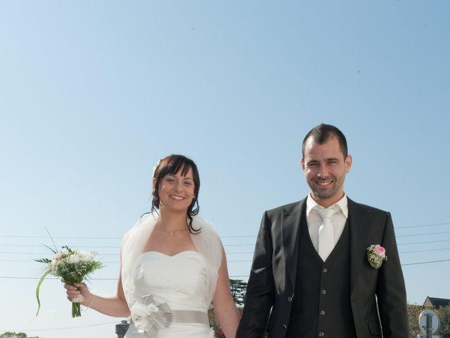 Le mariage de Laurène et Alexandre à Torfou, Maine et Loire 4