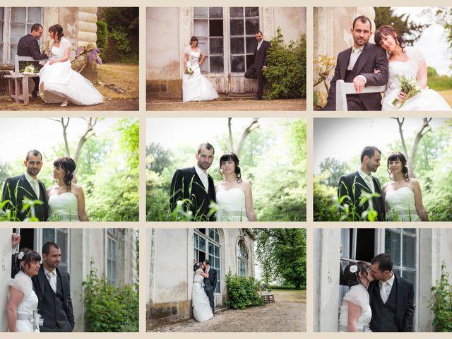 Le mariage de Laurène et Alexandre à Torfou, Maine et Loire 5