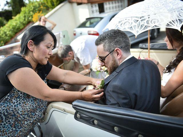 Le mariage de Alexandre et Amélie à Annecy, Haute-Savoie 17