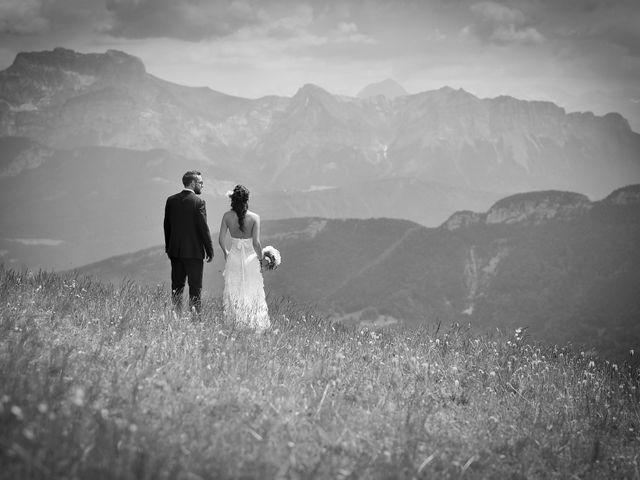 Le mariage de Alexandre et Amélie à Annecy, Haute-Savoie 18