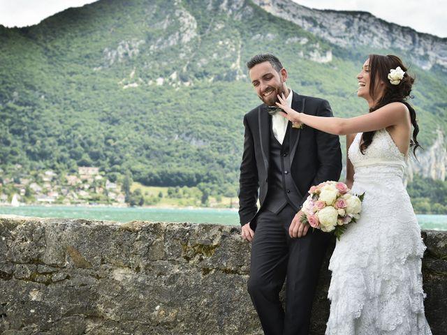Le mariage de Alexandre et Amélie à Annecy, Haute-Savoie 23