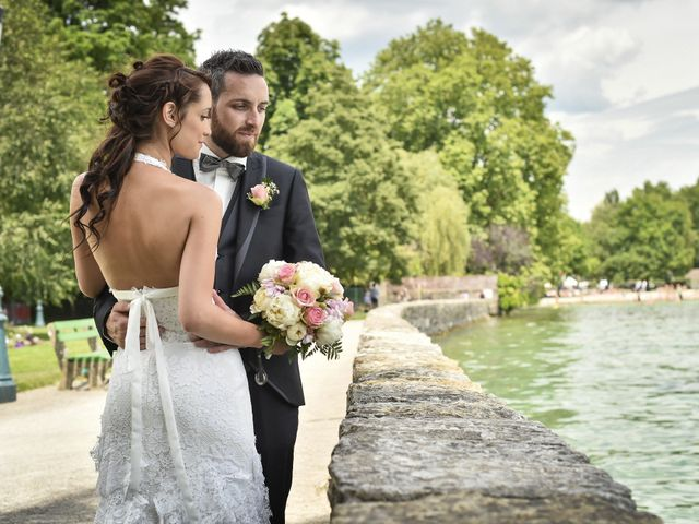 Le mariage de Alexandre et Amélie à Annecy, Haute-Savoie 24