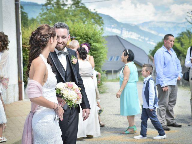 Le mariage de Alexandre et Amélie à Annecy, Haute-Savoie 30