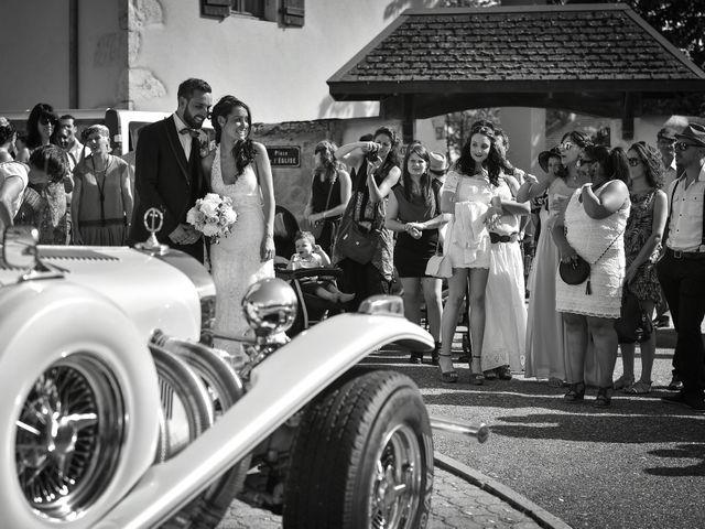 Le mariage de Alexandre et Amélie à Annecy, Haute-Savoie 47