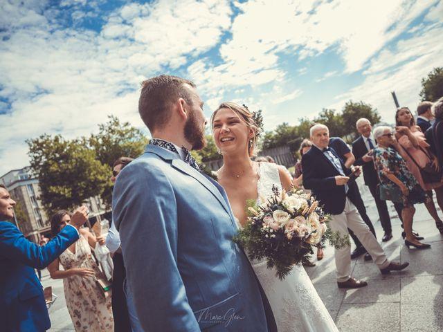 Le mariage de Alex et Lucie à Brest, Finistère 1