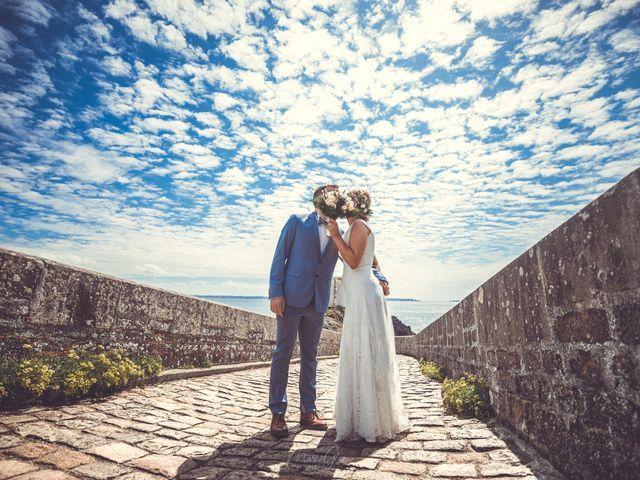 Le mariage de Alex et Lucie à Brest, Finistère 8