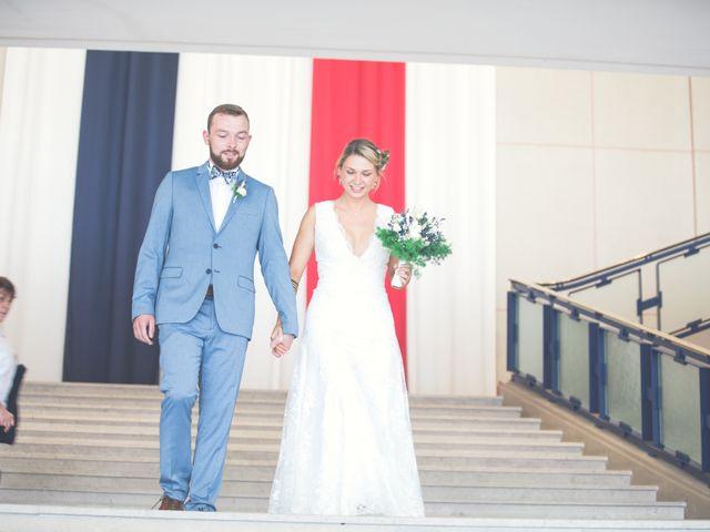 Le mariage de Alex et Lucie à Brest, Finistère 13