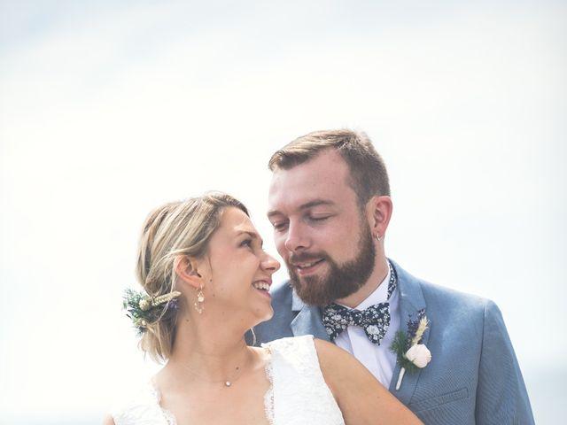 Le mariage de Alex et Lucie à Brest, Finistère 17