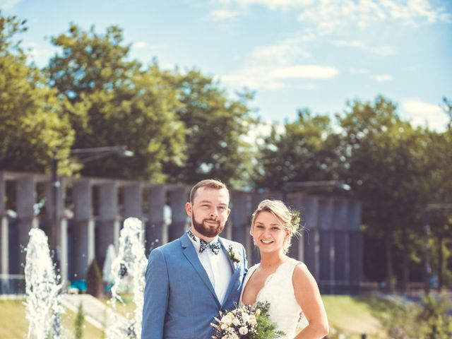 Le mariage de Lucie et Alex