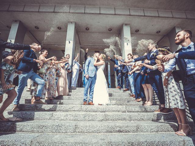 Le mariage de Alex et Lucie à Brest, Finistère 19