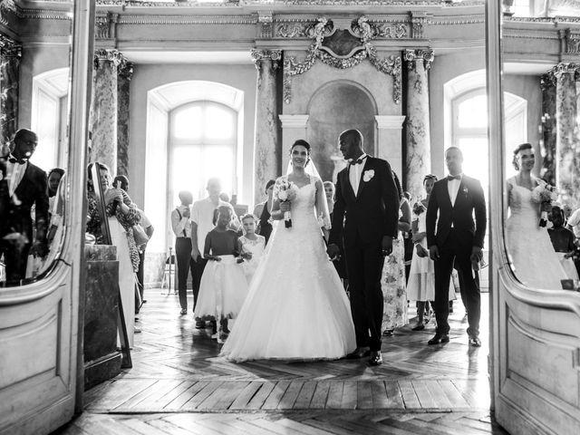 Le mariage de Cathy et Valere