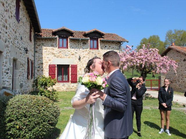 Le mariage de Cyril et Manue à Saint-Brice-sur-Vienne, Haute-Vienne 6