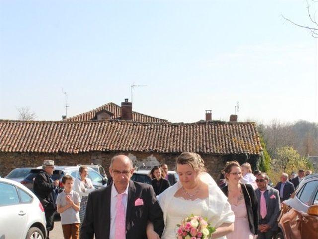 Le mariage de Cyril et Manue à Saint-Brice-sur-Vienne, Haute-Vienne 12