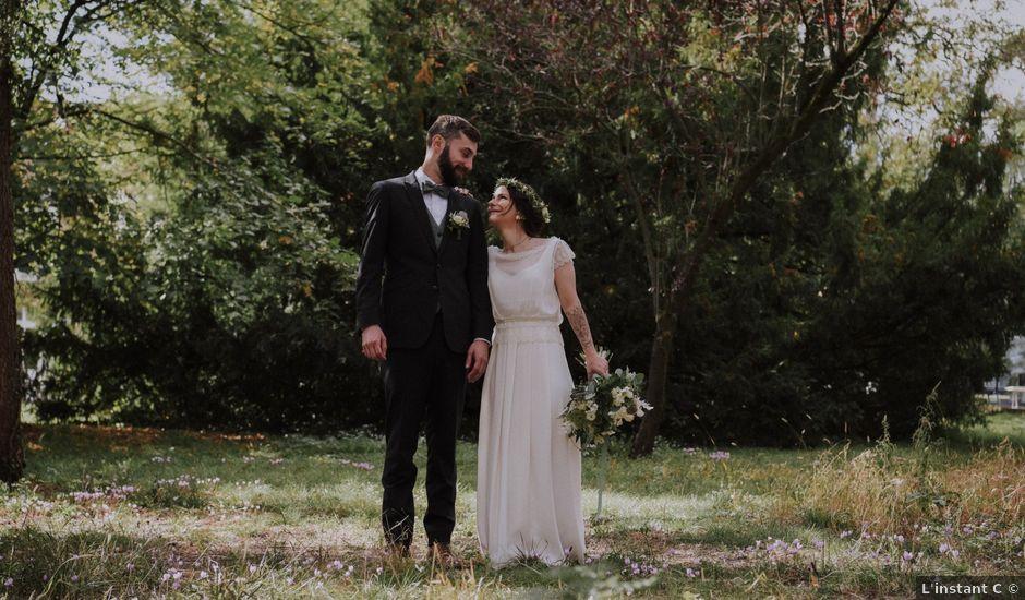 Le mariage de Charles et Amandine à Toulouse, Haute-Garonne