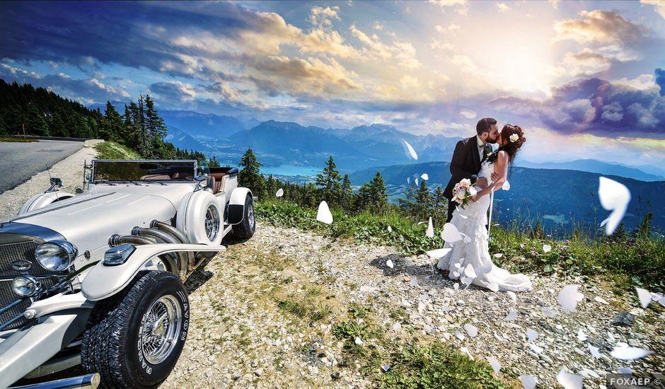 Le mariage de Alexandre et Amélie à Annecy, Haute-Savoie