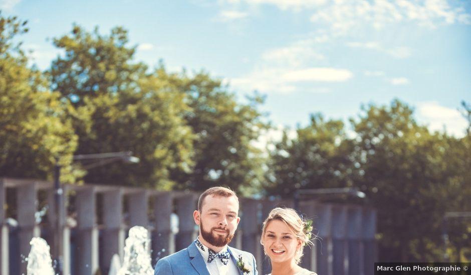 Le mariage de Alex et Lucie à Brest, Finistère