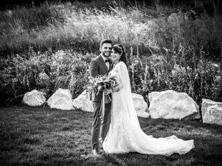 Le mariage de Léa et Kenny