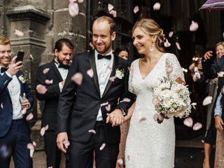 Le mariage de Mélanie et Pierre-Louis 2