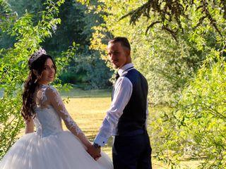 Le mariage de Morganne  et Hugo 1
