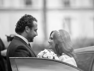 Le mariage de Ilana et David