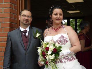 Le mariage de Eric et Olivia