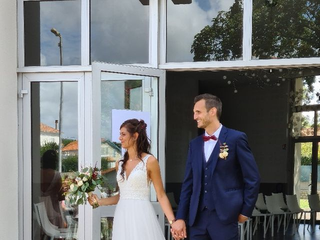 Le mariage de Thibault et Alexia à Saint-Palais-sur-Mer, Charente Maritime 3
