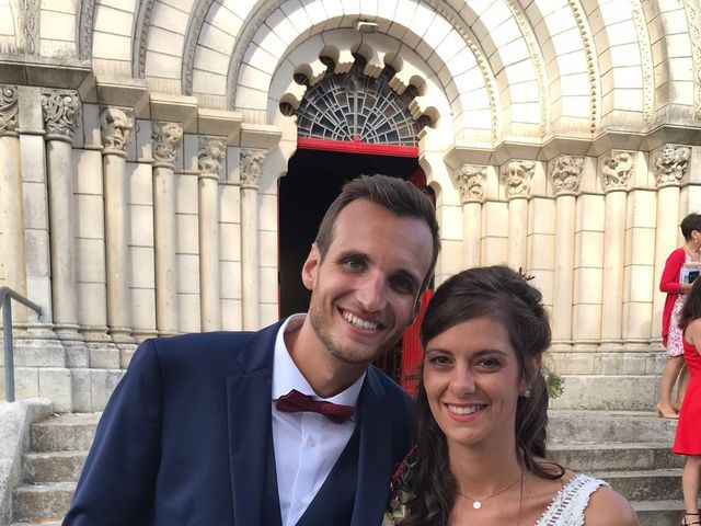 Le mariage de Thibault et Alexia à Saint-Palais-sur-Mer, Charente Maritime 15