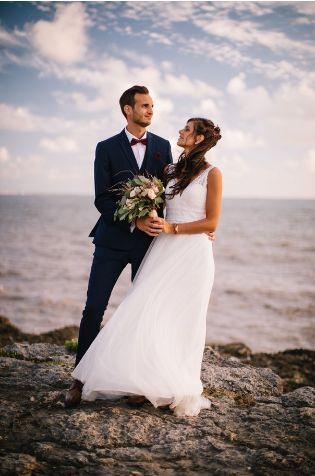 Le mariage de Thibault et Alexia à Saint-Palais-sur-Mer, Charente Maritime 22