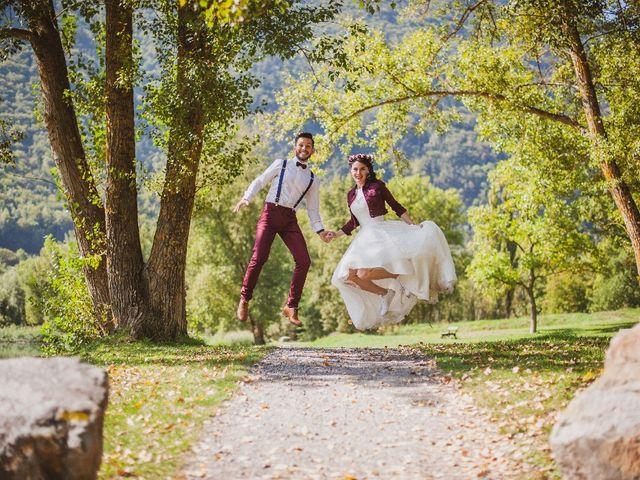Le mariage de Kenny et Léa à Autrans, Isère 1