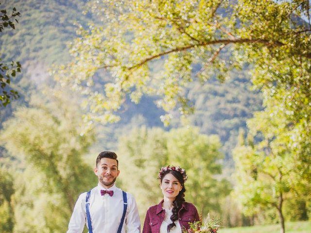 Le mariage de Kenny et Léa à Autrans, Isère 3