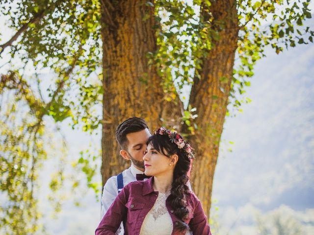 Le mariage de Kenny et Léa à Autrans, Isère 4