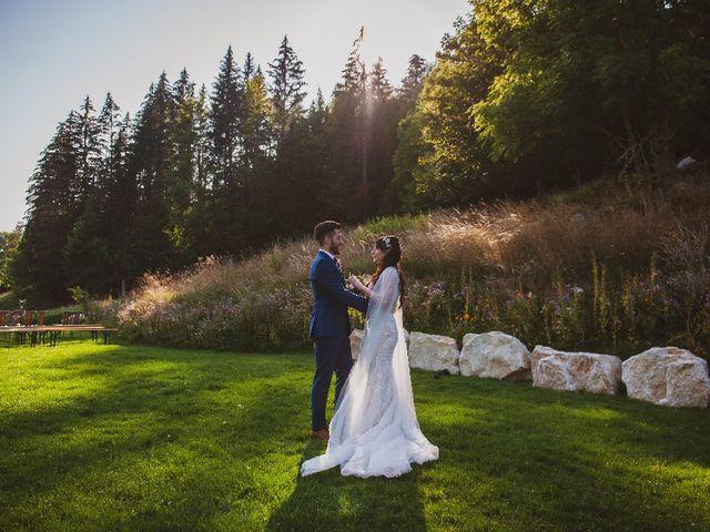 Le mariage de Kenny et Léa à Autrans, Isère 5