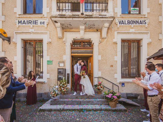 Le mariage de Kenny et Léa à Autrans, Isère 8
