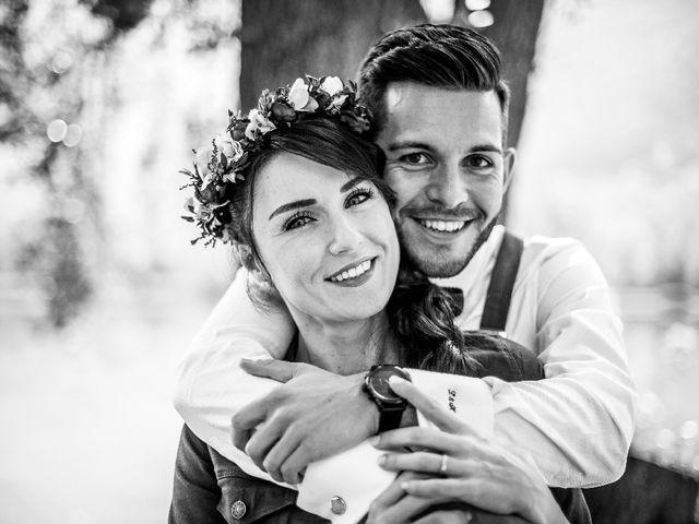 Le mariage de Kenny et Léa à Autrans, Isère 11