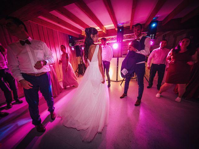 Le mariage de Alexia et Thibault