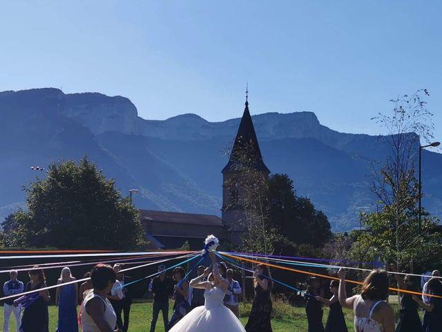 Le mariage de Hugo et Morganne  à Saint-Égrève, Isère 5