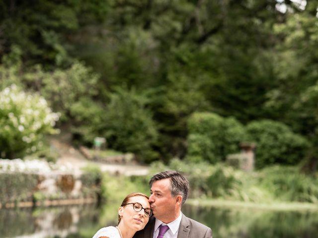 Le mariage de Timothée et Caroline à Saint-Amand-de-Coly, Dordogne 12