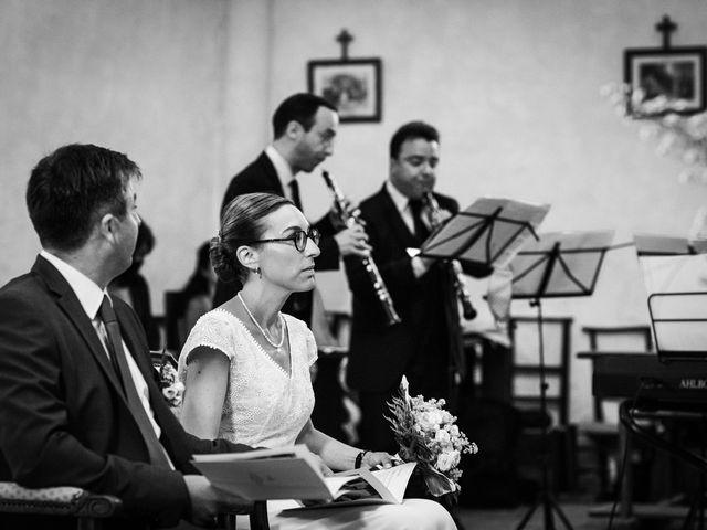 Le mariage de Timothée et Caroline à Saint-Amand-de-Coly, Dordogne 16