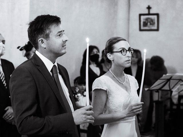 Le mariage de Timothée et Caroline à Saint-Amand-de-Coly, Dordogne 17