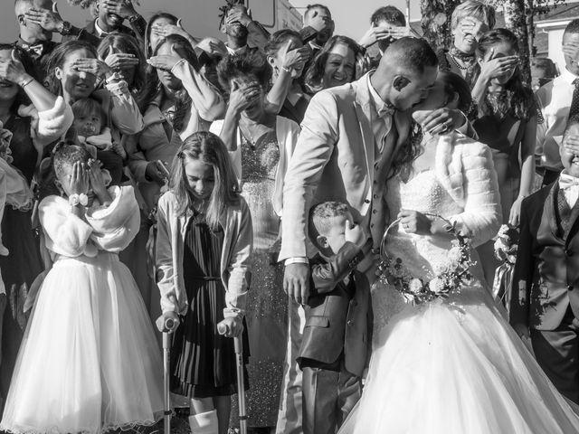 Le mariage de Mickaël et Florence à Baraqueville, Aveyron 8