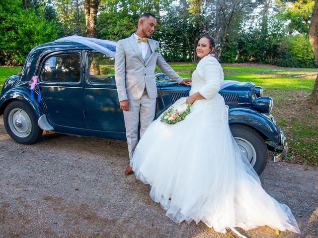 Le mariage de Mickaël et Florence à Baraqueville, Aveyron 19