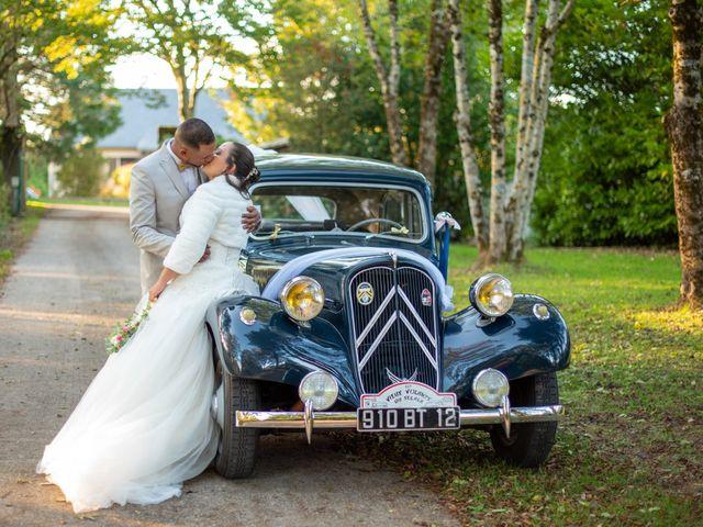 Le mariage de Mickaël et Florence à Baraqueville, Aveyron 1