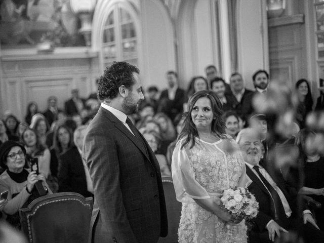 Le mariage de David et Ilana à Paris, Paris 1