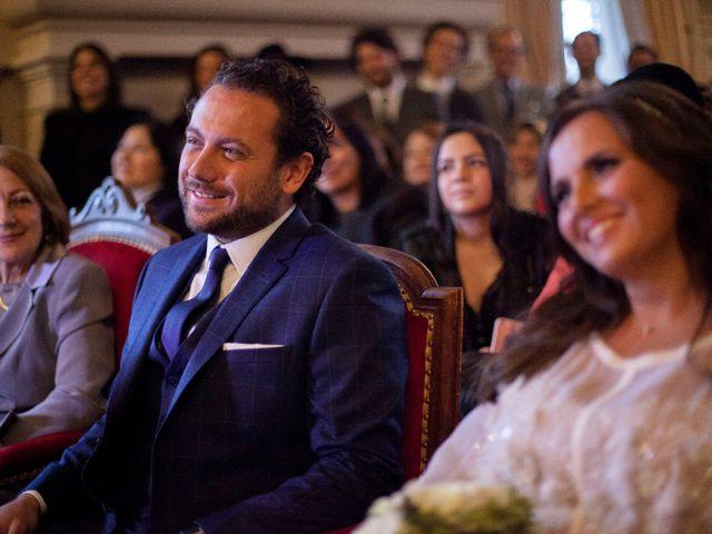 Le mariage de David et Ilana à Paris, Paris 4