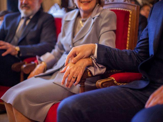 Le mariage de David et Ilana à Paris, Paris 5