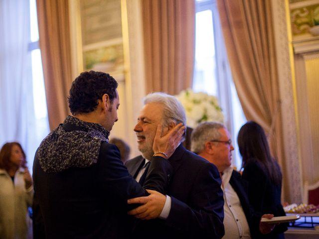 Le mariage de David et Ilana à Paris, Paris 9