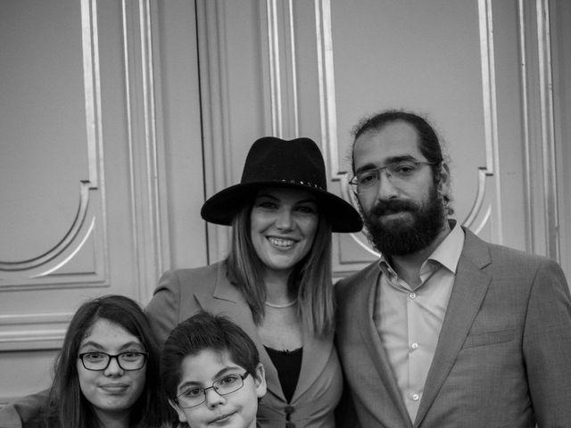 Le mariage de David et Ilana à Paris, Paris 12